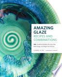 Amazing Glaze Recipes and Combinations Book PDF