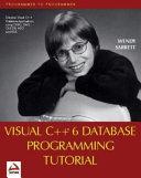 Visual C   Database Programming Tutorial