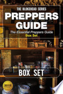 Preppers Guide   The Essential Preppers Guide Box Set