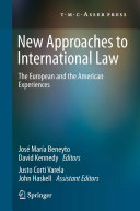 Pdf New Approaches to International Law Telecharger