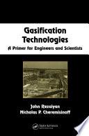 Gasification Technologies Book PDF