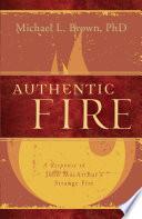 Authentic Fire Book PDF