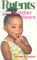 Parents Book for the Toddler Years