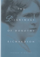 Pdf The Pilgrimage of Dorothy Richardson