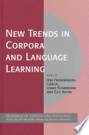 New Trends in Corpora and Language Learning