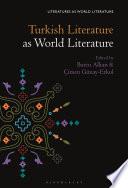 Turkish Literature as World Literature