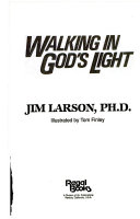 Walking in God s Light Book PDF
