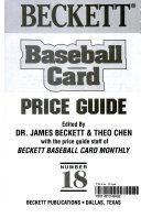 Beckett S Baseball Card Price Guide