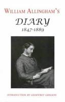 William Allingham Books, William Allingham poetry book