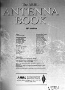 The A.R.R.L. Antenna Book