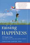 Pdf Raising Happiness