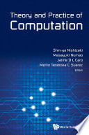 Theory And Practice Of Computation   Proceedings Of Workshop On Computation  Theory And Practice Wctp2013