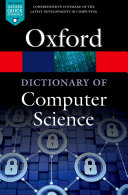 A Dictionary of Computer Science Pdf/ePub eBook