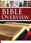 Book  Bible Overview   Hardcover