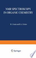 Nmr Spectroscopy In Organic Chemistry Book PDF