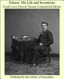 Edison: His Life and Inventions Pdf/ePub eBook