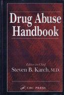 Drug Abuse Handbook