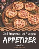 365 Impressive Appetizer Recipes Pdf/ePub eBook