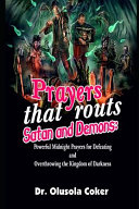 Prayers That Routs Satan And Demons Book
