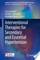 Interventional Therapies For Secondary And Essential Hypertension Book PDF