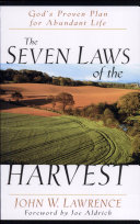 The Seven Laws of the Harvest Pdf/ePub eBook
