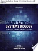 Computational Systems Biology Book