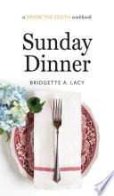 Sunday Dinner Book