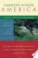 Gardens Across America  East of the Mississippi