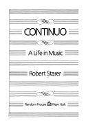 Continuo, a life in music