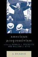 American Progressivism Pdf/ePub eBook