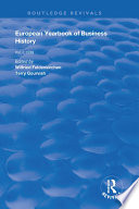 European Yearbook of Business History