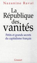 Pdf La république des vanités Telecharger