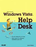 Microsoft Windows Vista Help Desk