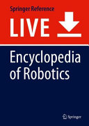 Encyclopedia of Robotics