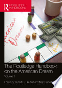 The Routledge Handbook on the American Dream