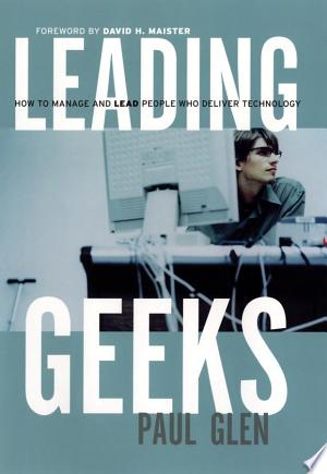 Download Leading Geeks Free PDF Books - Free PDF