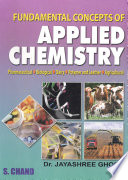Fundamental Concepts of Applied Chemistry