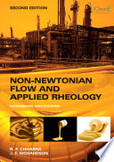 Non Newtonian Flow And Applied Rheology Book PDF