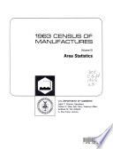 Census of Manufactures  1963