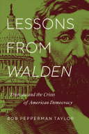 Lessons from Walden Book PDF