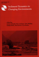 Sediment Dynamics In Changing Environments Book PDF
