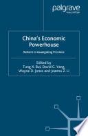 China s Economic Powerhouse
