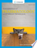 Fundamentals of Pharmacology for Veterinary Technicians Book