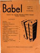 Babel Book