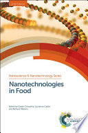 Nanotechnologies in Food