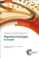 Nanotechnologies in Food