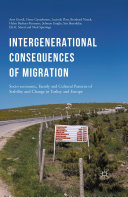Intergenerational consequences of migration Pdf/ePub eBook