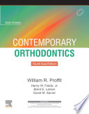 """""""Contemporary Orthodontics, 6e: South Asia Edition-E-Book"""" by William R Proffit, Dds PhD, Henry W Fields, Dds MS Msd, Brent Larson, David M Sarver, DMD MS"""