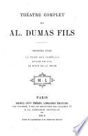 """""""La"""" dame aux camélias. Diane de Lys. Le Bijou de la reine"""