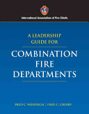Pdf A Leadership Guide for Combination Fire Departments
